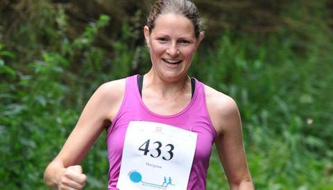 Margunn Bye Tøsdal vant maraton på 3:27:05.