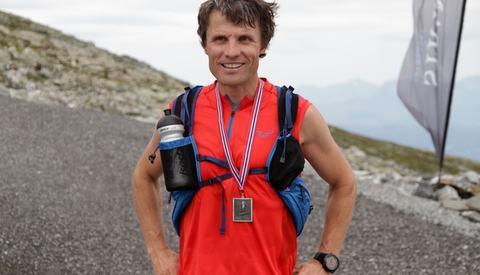 Ola Hovdenakk er endelig tilbake i konkurransemodus etter å ha vært skadet i vinter. Randonee-utøveren konkurrerer både vinter og sommer
