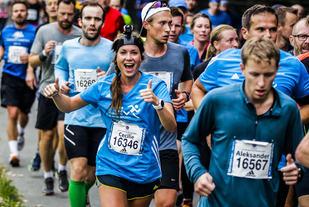 Oslo Maraton  Foto: Arrangøren