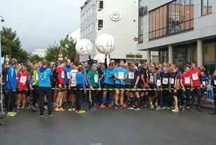 Over 600 personer deltok i årets utgave av ANmila. Foto: Guro Karstensen