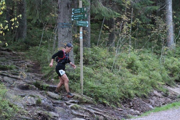 200 meter igjen til målgang i 2015. (Foto: Olav Engen)