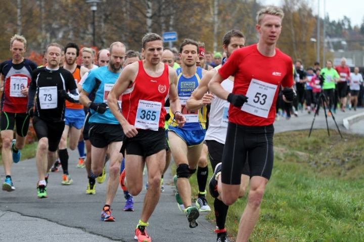 Fra starten i 2015 (foto: Olav Engen).