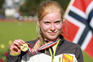 Ida Narbuvoll har starta terrengløpssesongen i USA meget bra. (Arkivfoto: Stig Vangsnes)