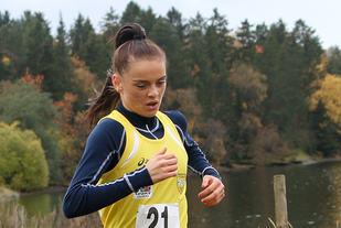 I fjor vant hun og i år ble Live Solheimdal nummer to i Warandeloop. (Arkivfoto: Runar Gilberg)