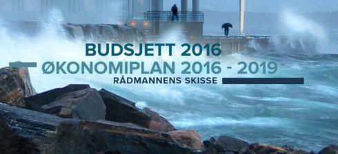 Forside - Budsjett 2016 og økonomiplan 2016 - 2019