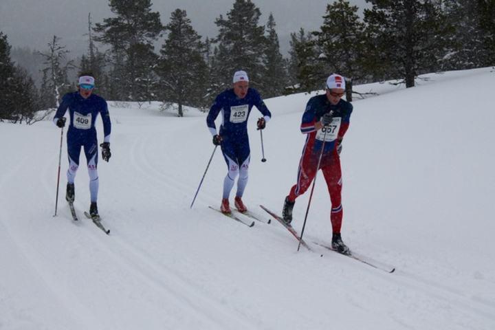Erik Telebond, Martin Riseth, Magnus Stensås. Foto: Line Selnes