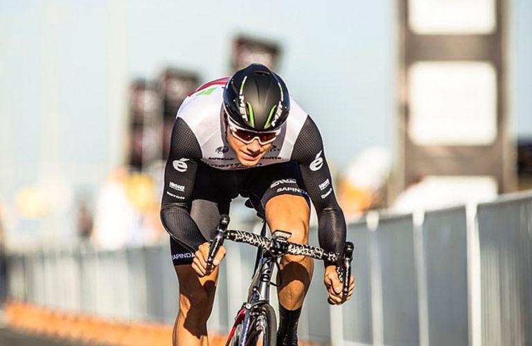 Leder rittet: Edvald Boasson Hagen har fått en kjempestart på sesongen og leder Tour of Qatar etter tre etapper. (Foto: ©QCF/Paumer/Kåre Dehlie Thorstad)