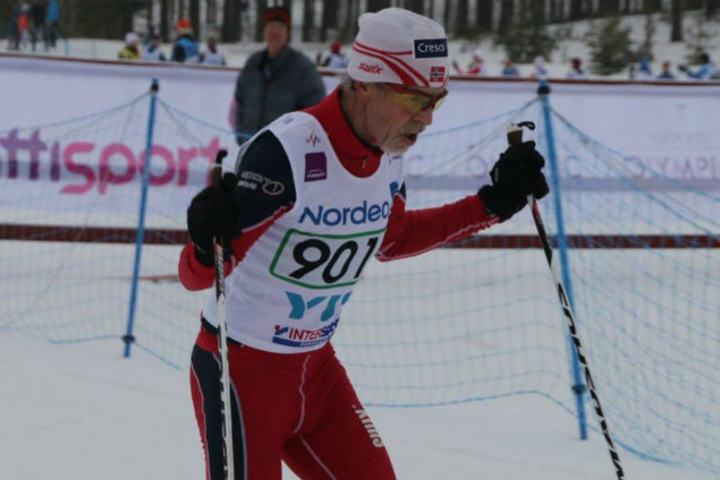 Finn Magnar Hagen avsluttet mesterskapet som han startet med å distansere konkurrentene med flere minutter.