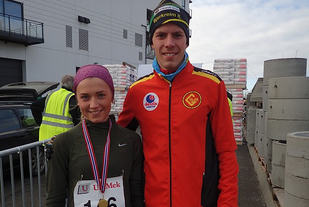 Vinnere av fjorårets Orremila Maria Wiig og Per Svela. Foto: Arrangøren
