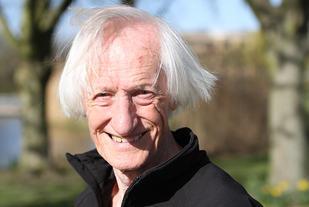 Ed Whitlock har i flere tiår vært verdens beste mannlige veteranløper. (Foto: Runar Gilberg)