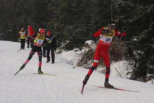 Magnus Moan vant Harvassdalsrennet. (Arkivfoto: Rolf Bakken)