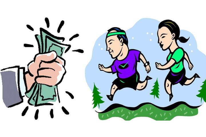 Mosjonister_penger