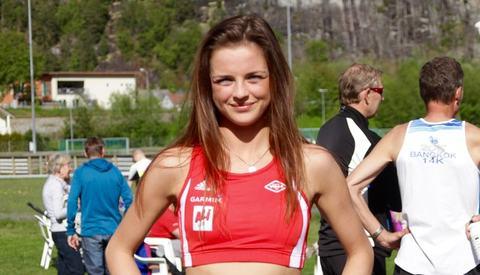 Live Solheimdal ledet kvinneklassen i Åndalsnesløpet fra start til mål og var 1 minutt og 38 sekund foran nummer to i mål