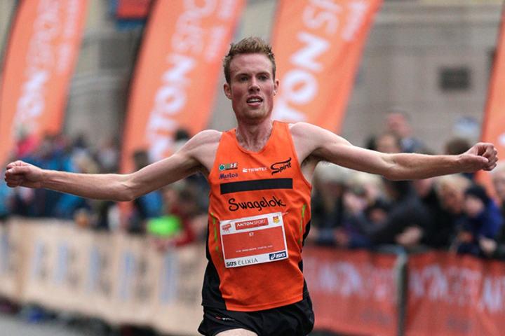 Ørjan Grønnevig satte ny 10 000 m-pers, men var ikke helt fornøyd med tida. (Arkivfoto: Per Inge Østmoen)