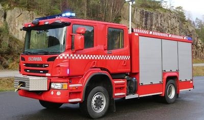 Ny brannbil