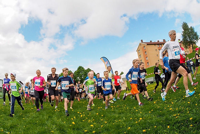 Norgescupen i motbakkeløp starter 20. mai med Grefsenkollen Opp i Oslo. (Foto: Heming Leira)