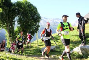 Mont Blanc Marathon er blitt så populært at ikke alle som prøver å få startplass, kommer med. (Foto: Runar Gilberg)