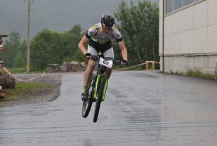 Vinner Mikael Hoem Brunsvik. Foto: Martin Hauge-Nilsen