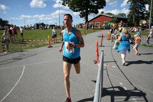 Martin Kjäll-Ohlsson vant 9 km