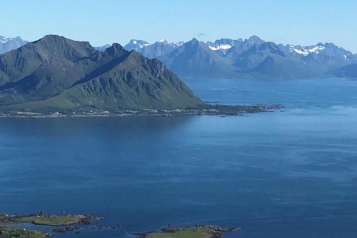 Her har Trond Pedersen fanget landskapet i Vetten Opp. Du kan følge Trond Pedersen på Instagram under #tritrond  https://www.instagram.com/tritrond/
