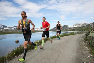 Rallarvegsløpet arrangeres for 15. gang til sommeren. Traseen er den samme vakre. (Foto: Anders Øksenholt)
