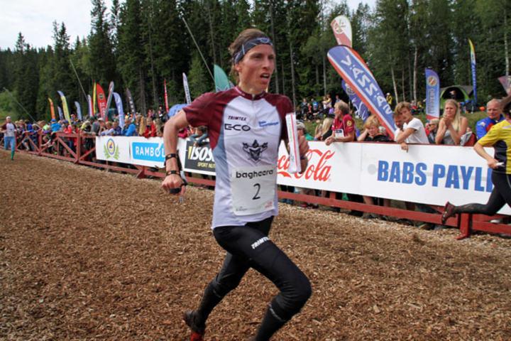 Anne Margrethe Hausken Nordberg tok andreplassen sammenlagt i O-ringen.