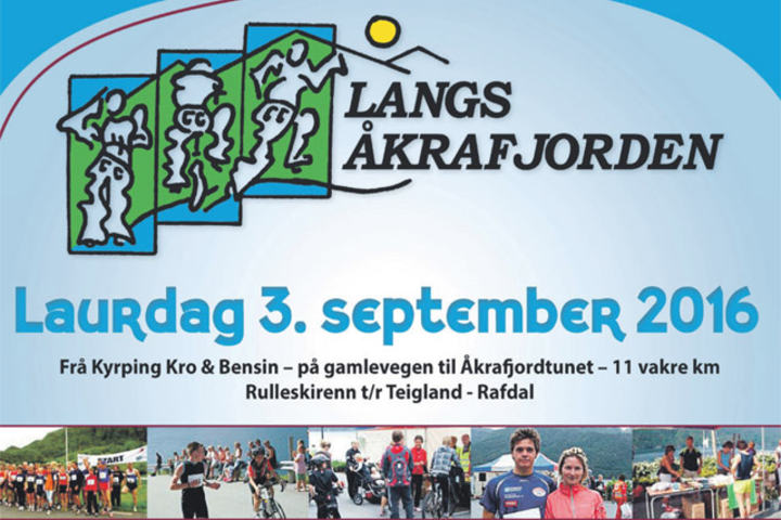 Det 14. LOangs Åkrafjorden står for tur
