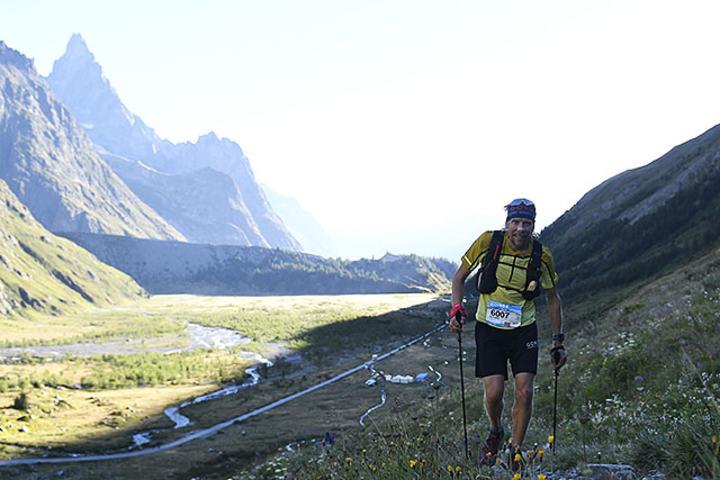 Sondre Amdahl var en av seks norske som startet i TDS, men til mål kom han aldri. (Foto: Bjørn Johannessen)