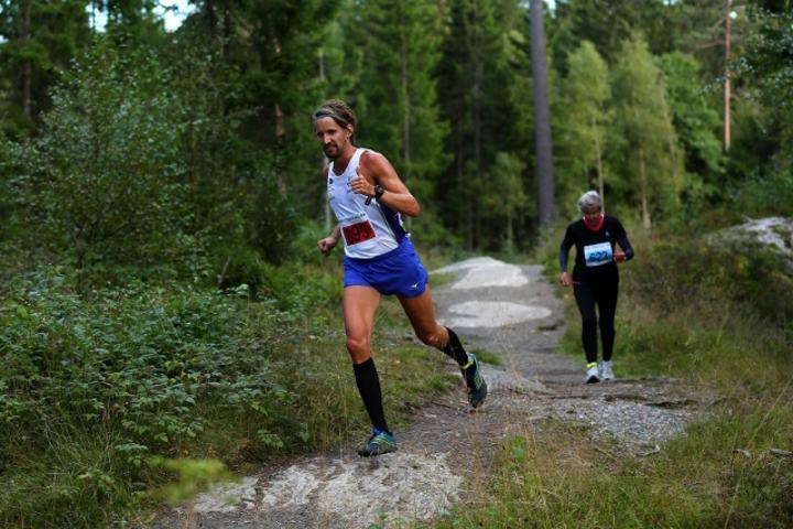 Arian Loshamn vant ABIK-karusllen på sin nye hjemmenbane (foto: Bjørn Hytjanstorp).