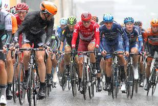 Skandalepreget generalprøve på sykkel-VM, men været kan fort bli lik neste år