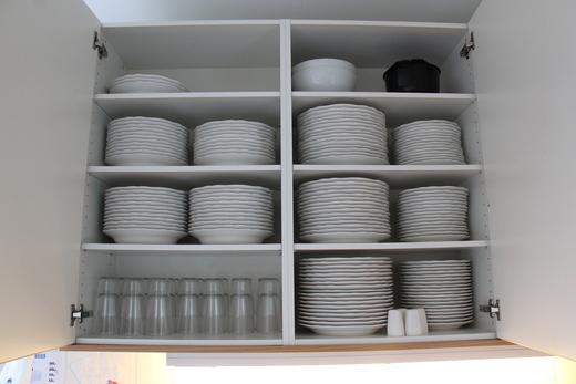 Kjøkkenskapinnvendigservice
