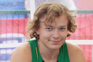 Markus Einan er den junioren i Norge som har løpt fortest på 800 m i år, og bare to seniorer har vært raskere. (Arkivfoto: Stig Vangsnes)