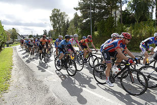 Totalt 203 fullførte Femsjøen Rundt. (Alle foto: Bjørn Johannessen)