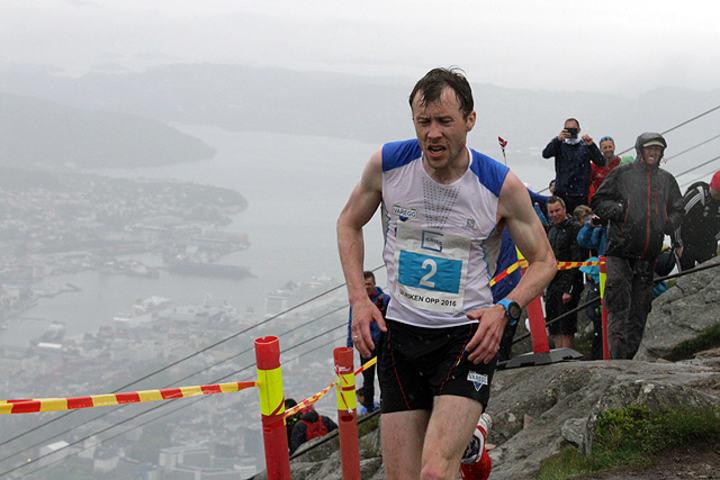 Stian Angermund-Vik inn til seier i 2016