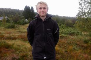 Håkon Stavik vant lørdag sitt andre løp på rad i Ålesund. I dag var det motbakkeløp.