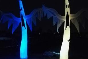 Startportalene til Nightcrawler (foto: arrangør)