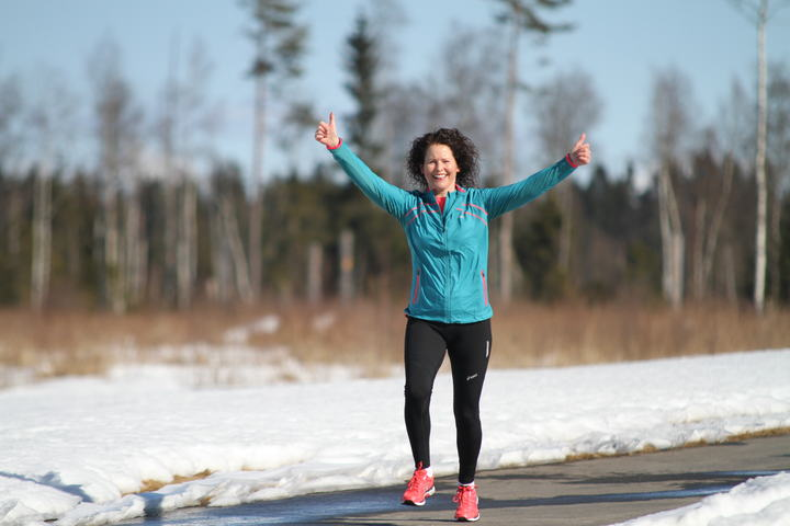 Store mål: Æ trur vi allj har my å gi. Kanskje kanj vi til og med «run for president»? (foto: Olav Engen).