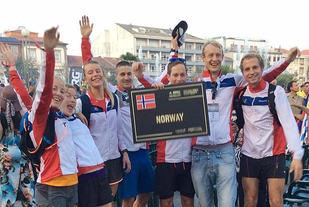Norge stilte med sju løpere, og fem av dem kom til mål. (Foto: Sharon Broadwell)