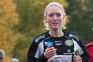Elisabeth Angell Bergh ble nummer 6 av 138 jenter i SEC Cross Country Championships. (Arkivfoto: Stian Schløsser Møller)