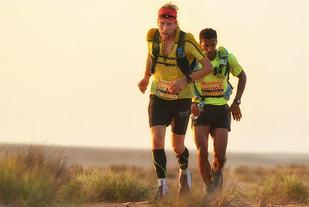 Sondre Amdahl løp jevnt og godt på alle seks etappene og endte på en sjetteplass. (Foto: arrangøren)