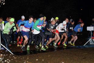 Fra starten løp 3 - Fotograf Martin Huddart - kondis