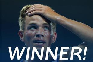 25 år gamle Andrew Butchart ble kåra til månedens europeiske friidrettsutøver i november. (Foto: Det europeiske friidrettsforbundet)
