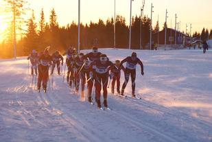 Start kvinner i Gåsburennet. Foto: Stein Arne Negård