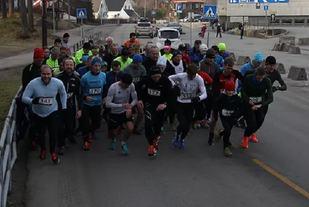 Vest-Agder vinterkarusell gikk sist helg med 3 km og 10 km i Mandal (Foto: maraton.no/Ivar Gogstad)