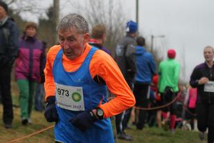 Ron Hill løp Siddisløpet i 2015. (Foto: Lise Bentsen)