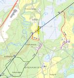 Hølveien stengt mellom Lunde og Snebakkan