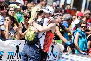 Seiersklemmen etter fjorårets løp (foto: Ian Corless)