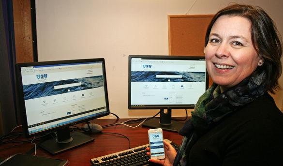 Prosjektleder Britt Rakvåg Roald