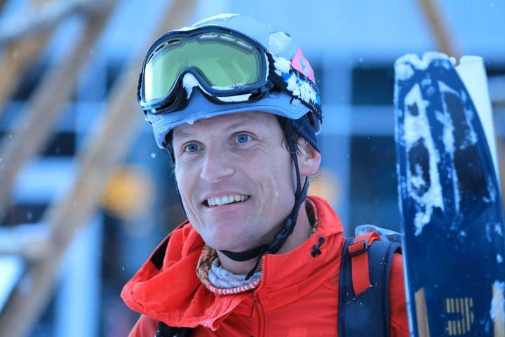 Hallvard Schjølberg. (Foto: The Arctic Triple, Volker Strobel)