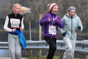 Trongjo Opp har vært arrangert sidan IF Klypetyssen vart skipa i 1982. Løpet går akkurat på dagen 35 år etter at Klypetussen skipinga.